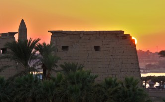 Luxor-SUnset-HDR